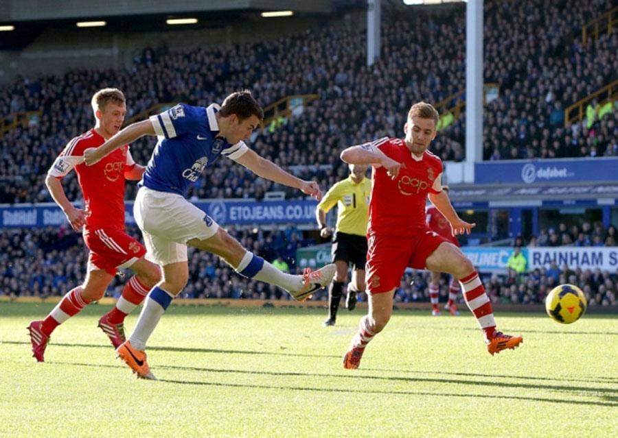 Coleman notches his fifth goal of the season 49272