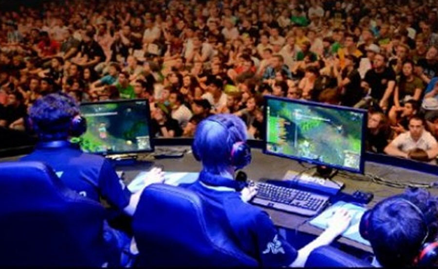 Labor Relations and 'League of Legends' 49280