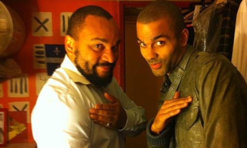 Tony Parker apologises for giving controversial 'quenelle' salute 49292
