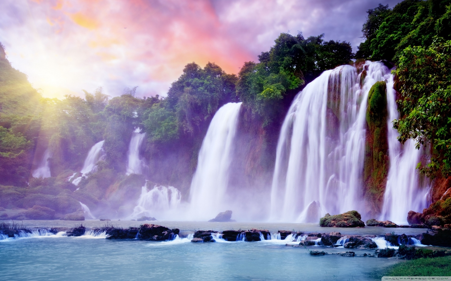 HD waterfall wallpaper Desktop 49329