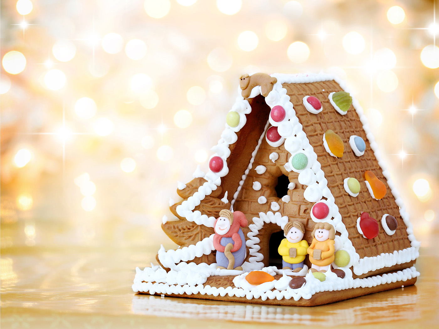Christmas gingerbread house 49350