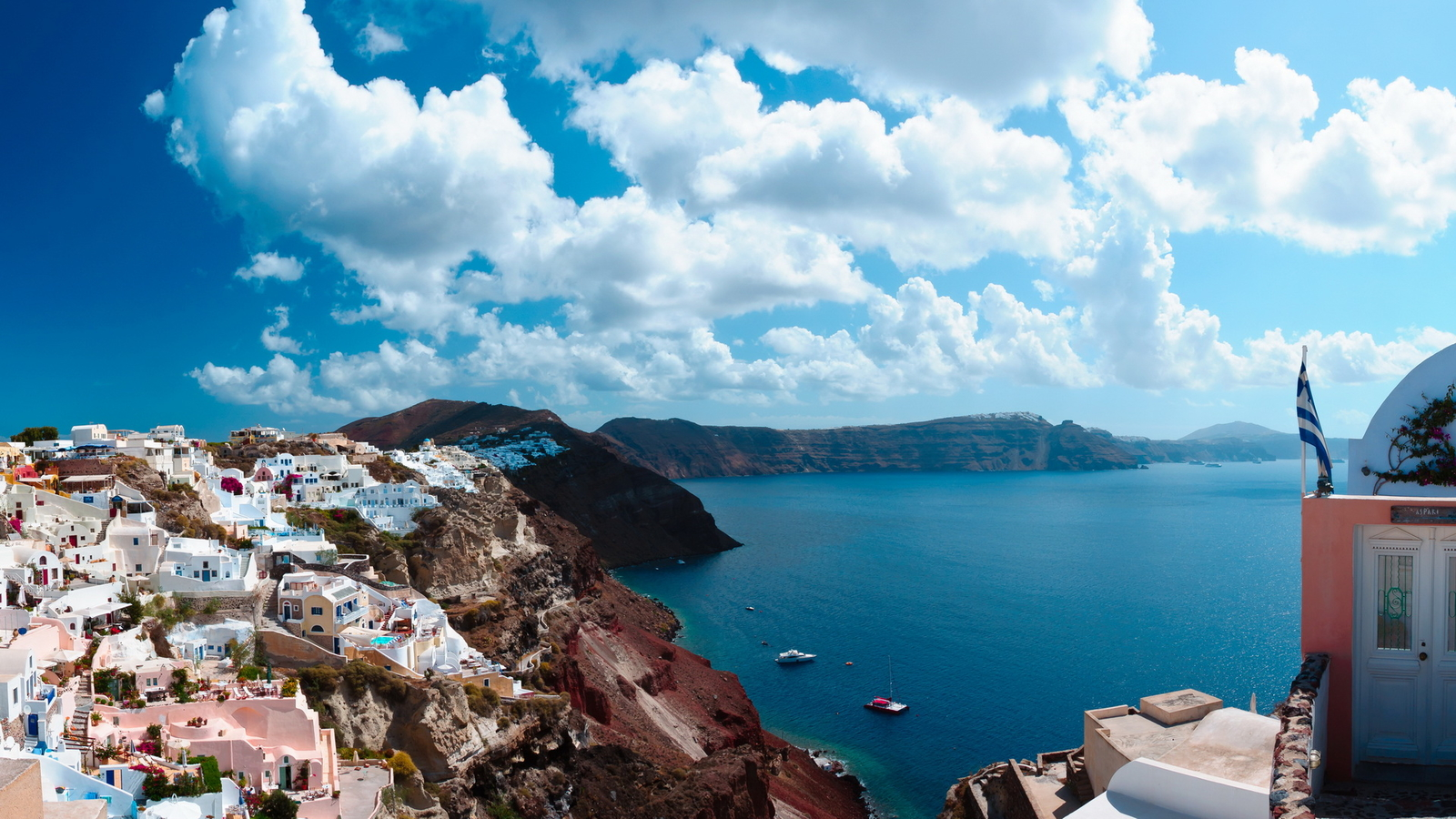 Santorini beautiful wallpaper 49431