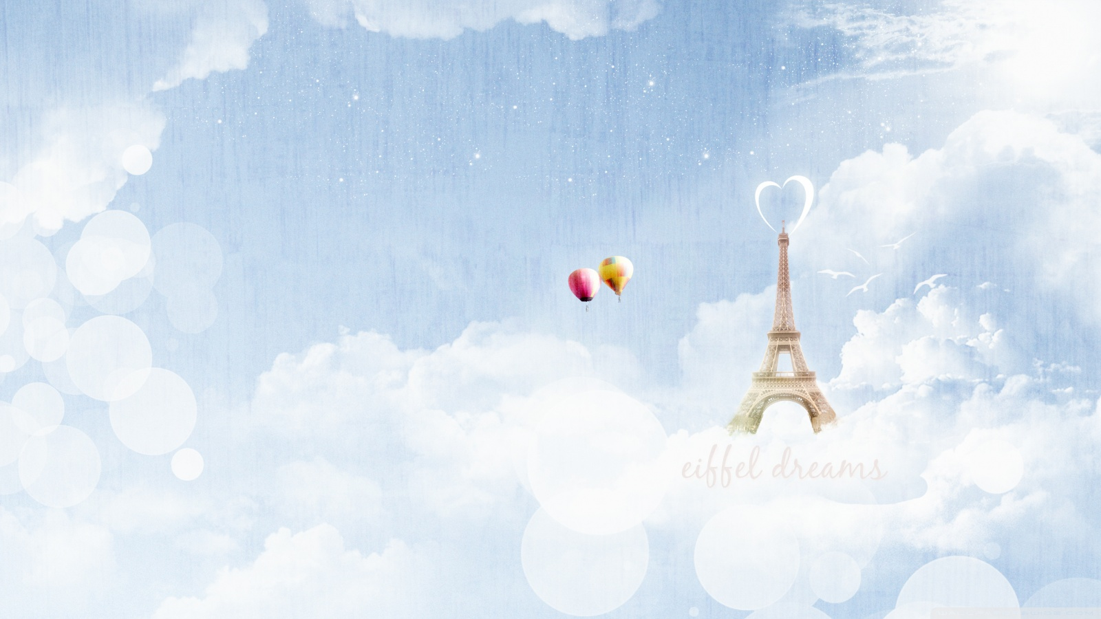 Eiffel dream 49441