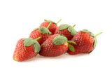 Strawberry close-up high-definition 11551