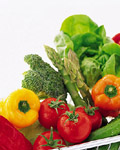 Material fruits and vegetables 15542