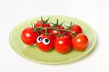 Vegetables and fruits Funny face 23447