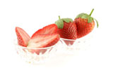 Strawberry close-up high-definition 9260