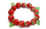 High-definition material Strawberry 2685