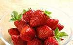High-definition material Strawberry 3486