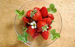 High-definition material Strawberry 3636