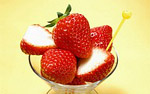 High-definition material Strawberry 3932
