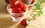 High-definition material Strawberry 4520