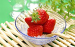 High-definition material Strawberry 4666