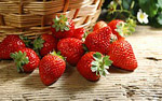 High-definition material Strawberry 4812