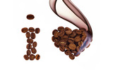 Coffee and coffee beans close-up 16140