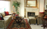 Western-style home fireplace 23324