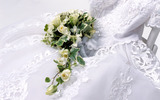 Wedding flower wallpaper wedding ring 125