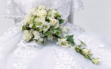 Wedding flower wallpaper wedding ring 301