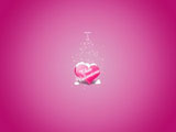 Beautifully designed Valentine's Day wallpaper x 1002
