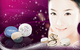 HD cosmetics ads wallpaper 1183