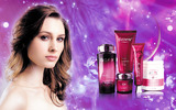 HD cosmetics ads wallpaper 4540