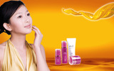 HD cosmetics ads wallpaper 4686