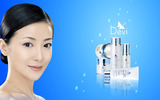 HD cosmetics ads wallpaper 5403