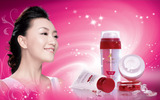 HD cosmetics ads wallpaper 5687