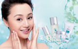 HD cosmetics ads wallpaper 6109