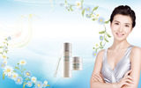 Cosmetic Advertising Wallpapers 9913