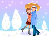 Winter illustration 15182