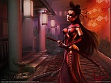 CG fantasy illustration 10438