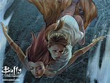 Buffy the Vampire Slayer comic blame Well Soon 8743