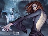 Buffy the Vampire Slayer comic blame Well Soon 9393