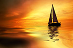 Sailing high definition material 1030