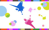 Colorful high-resolution background 23777