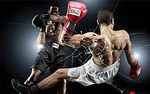 Boxing graphic design 28626