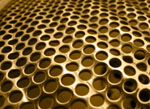 Metal plate background material 27596