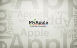HD Apple wallpaper 17029