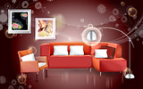Vector Fashion home 6149