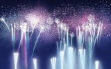 Colorful fireworks 2929