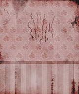 Old European-style wall wallpaper 10958