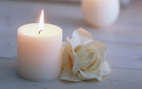 Candle wallpaper 13420