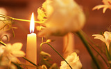 Candle wallpaper 13578