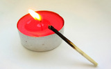 Candle wallpaper 1424