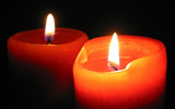 Candle wallpaper 1767
