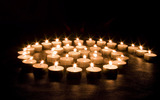 Candle wallpaper 3252
