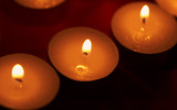 Candle wallpaper 380