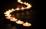 Candle wallpaper 4006