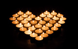 Candle wallpaper 6158